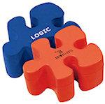 Puzzle Piece Stress Balls